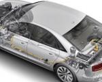 Audi future lab: mobility /Audi A8 hybrid
