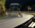 Gefahrenpunkt-Kurvenschneiden-Aufreger Copyright Foto Hannes Bagar KFV