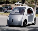Google-autonomes auto-by Google