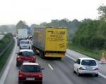 Unfall auf der Autobahn Copyright ACE